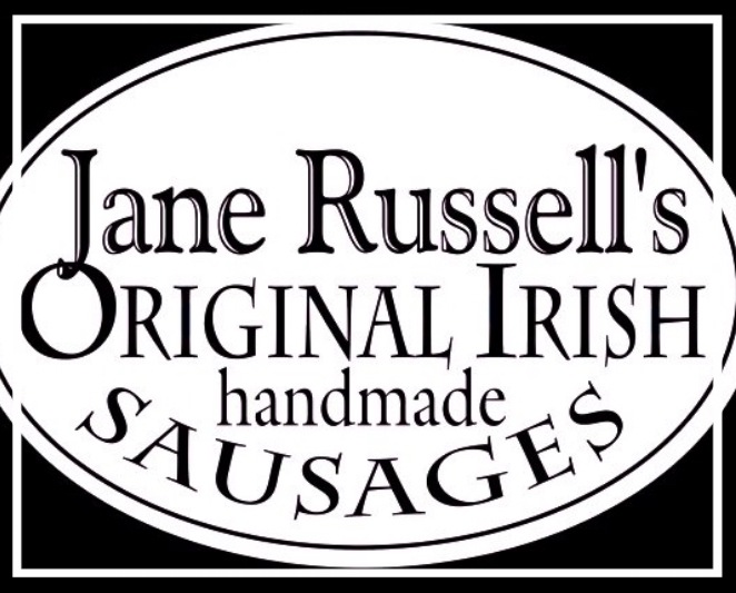 Source: www.facebook.com/Jane-Russells-Original-Irish-Handmade-Sausages-99313371561/