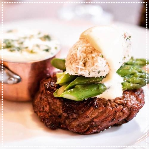 Tomahawk Steakhouse - 4th November 2017