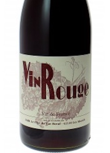 Click for link to Vin Rouge on LeCaveau.ie