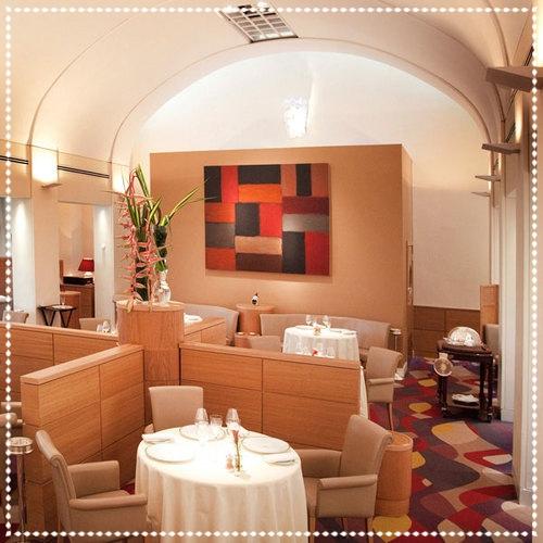 Restaurant Patrick Guilbaud - Upper Merrion Street