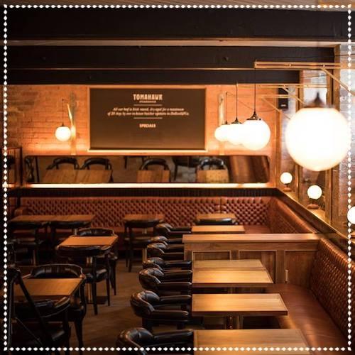 Tomahawk Steakhouse - East Essex Street