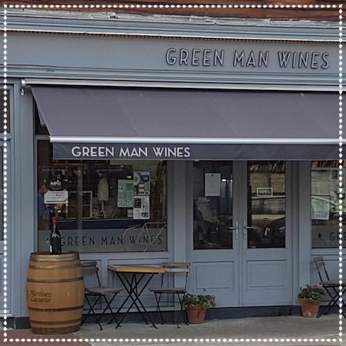 Green Man Wines and Wine Bar - Terenure Road North