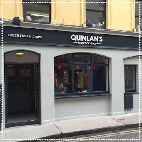Quinlan's Seafood Bar - Cork City