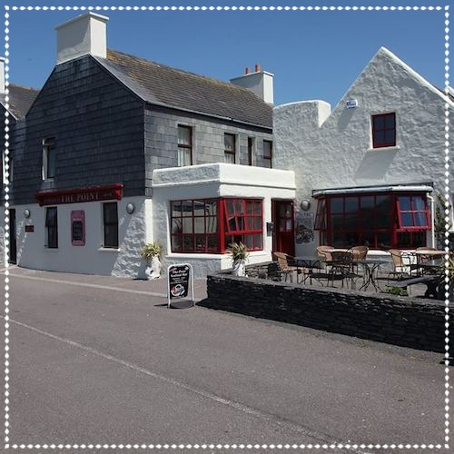 The Point Seafood Bar - Cahersiveen