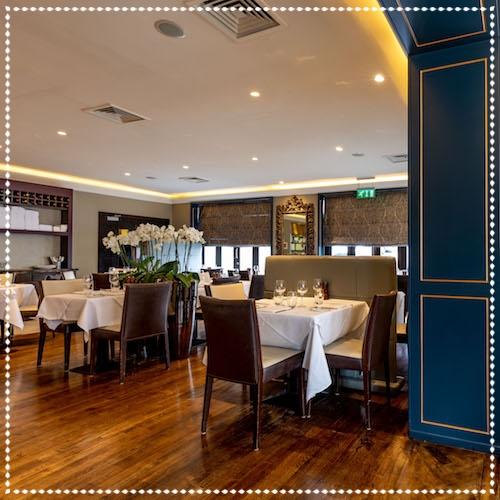 Zuni Hotel and Restaurant - Patrick Street