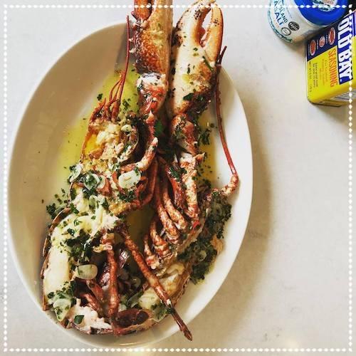 Klaw, The Seafood Café - Spranger's Yard