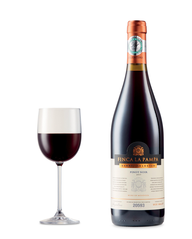 Lot Series Finca La Pampa Barrel Selected Pinot Noir 2017