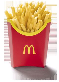 'Fries' McDonalds.ie