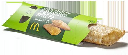 'Apple Pie' McDonalds.ie