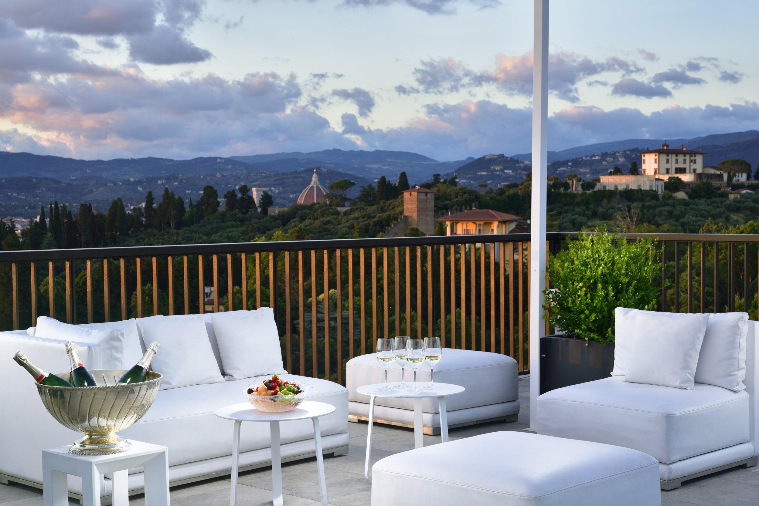 Villa Cora Florence Italy Querido Representation Co