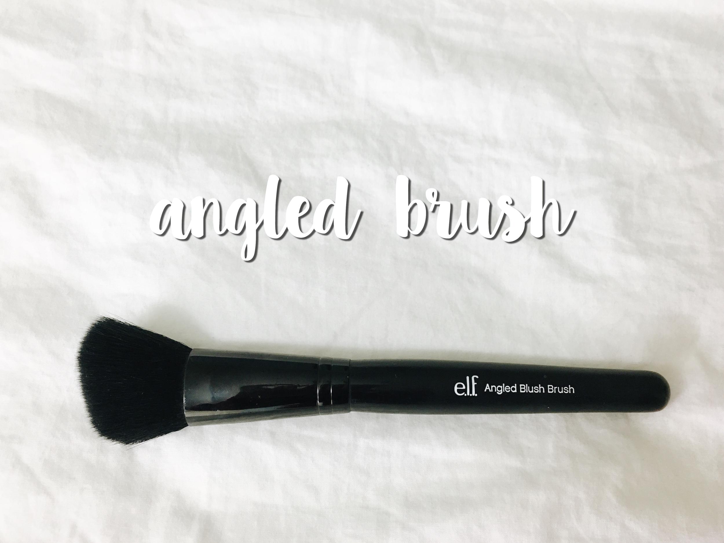 Angled Face Brush