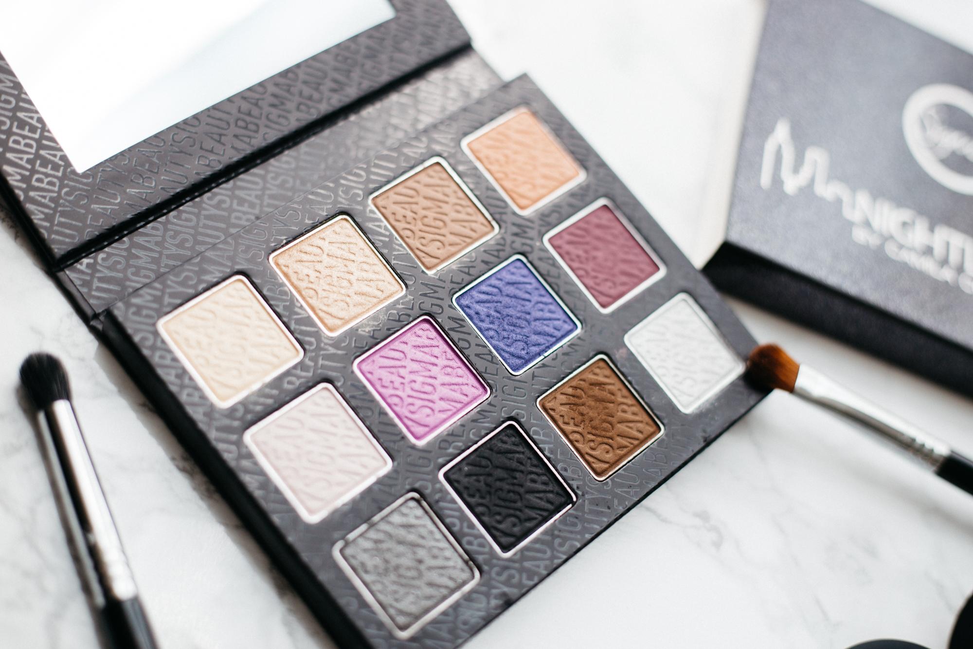 Sigma Beauty Nightlife Eyeshadow Palette