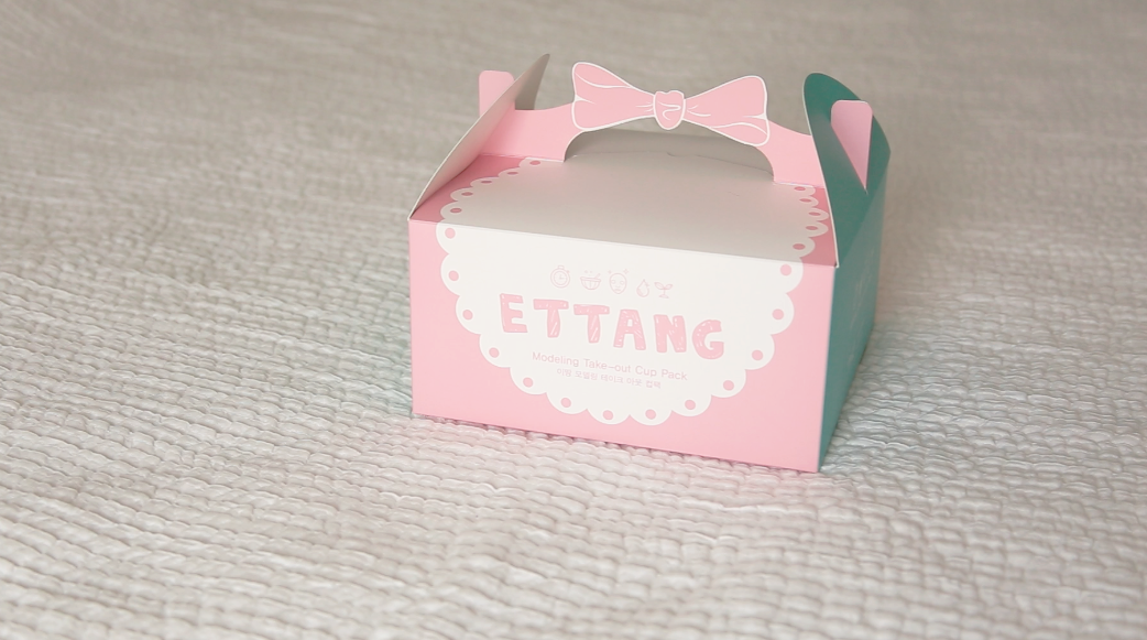 Ettang Modeling Take-Out Cup Pack