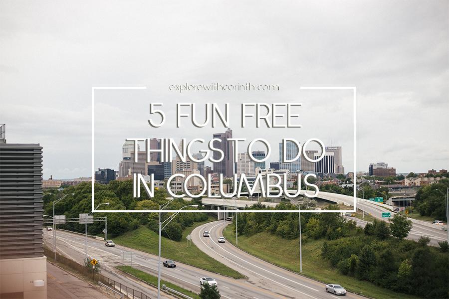 5 Free Fun Things to Do in Columbus
