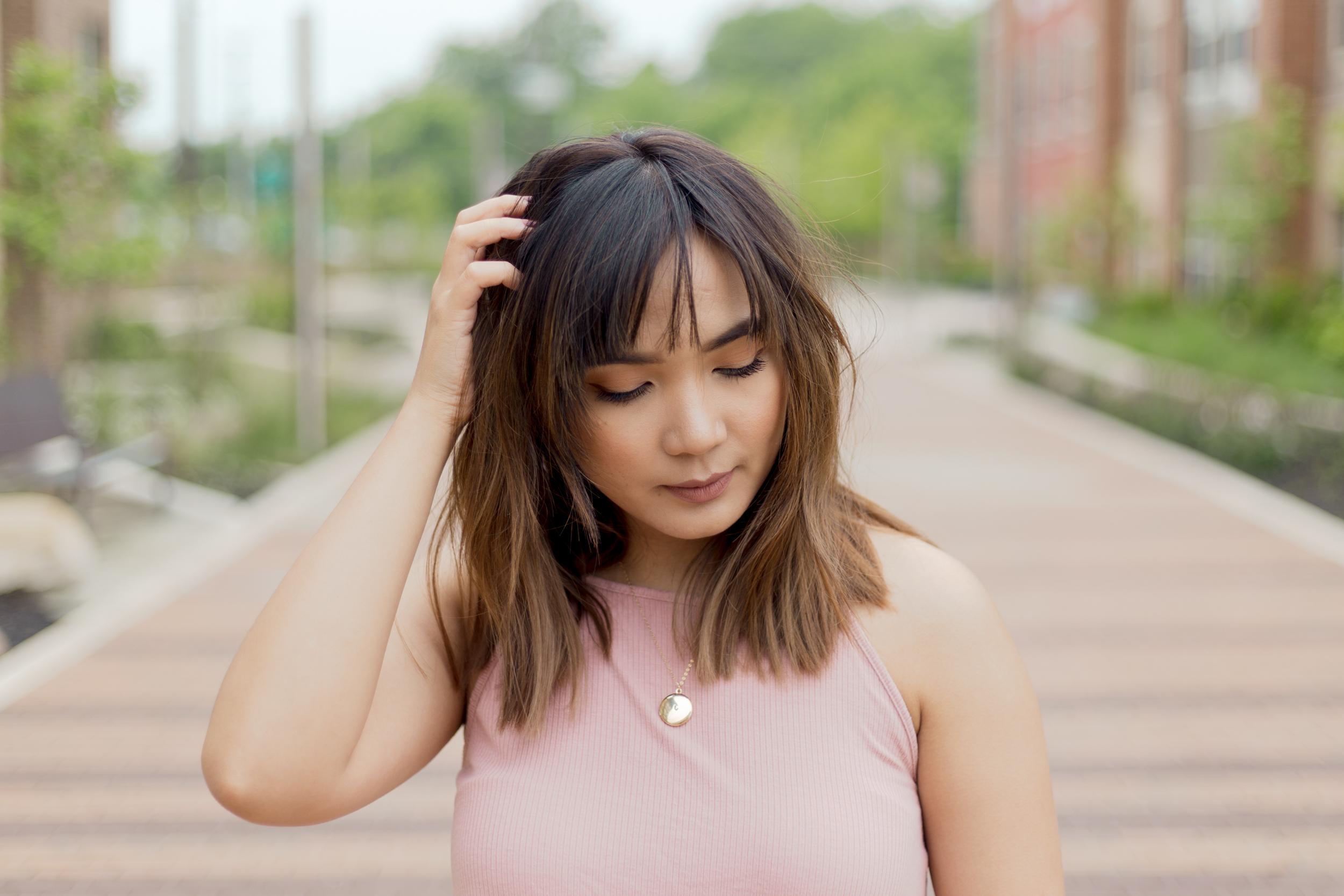 MY NEW HAIR - c/o Angela Choi