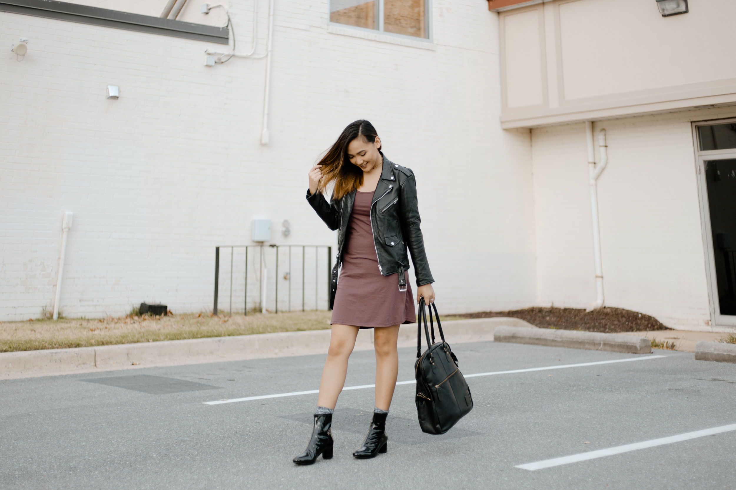 How To Wear Dresses in Fall