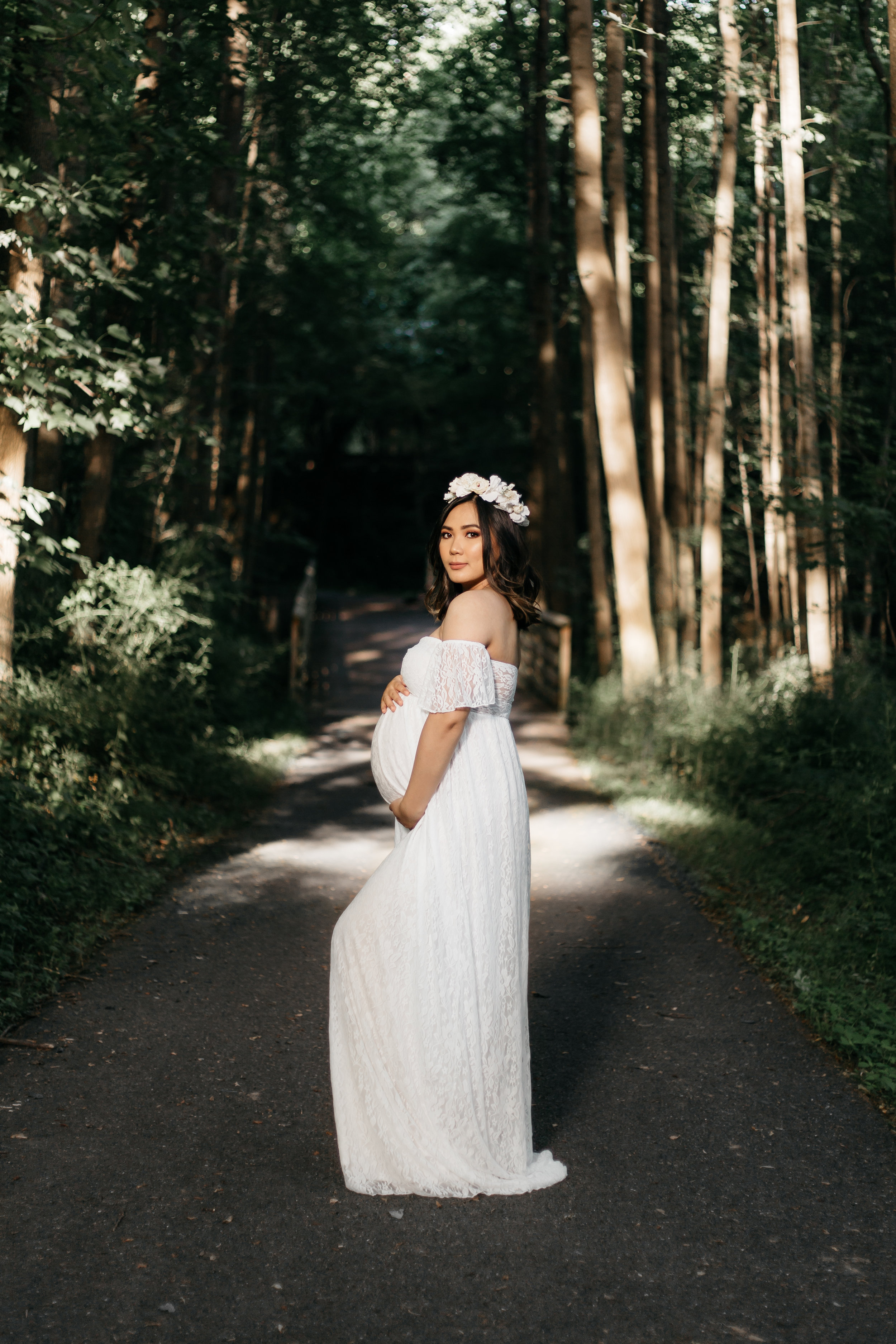 Corinth's Maternity Shoot