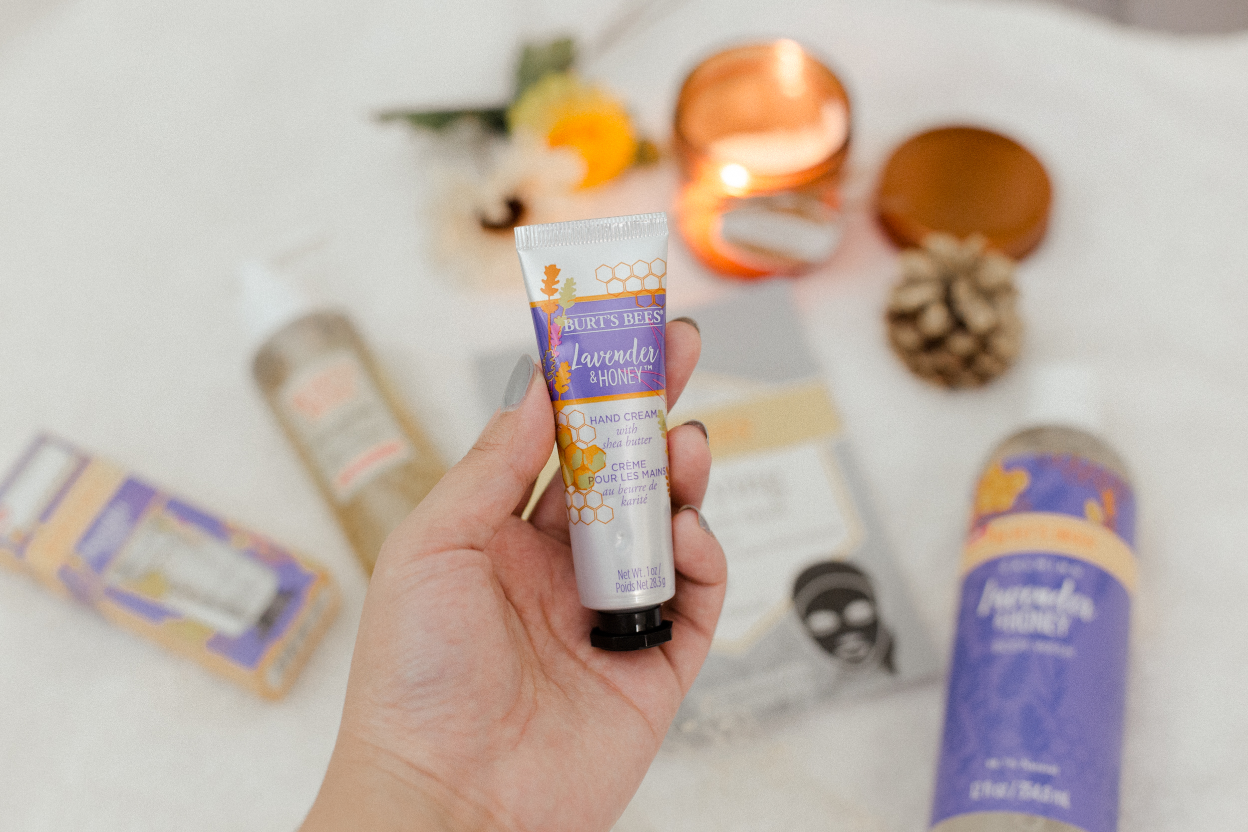 New Burt's Bees Hand Cream