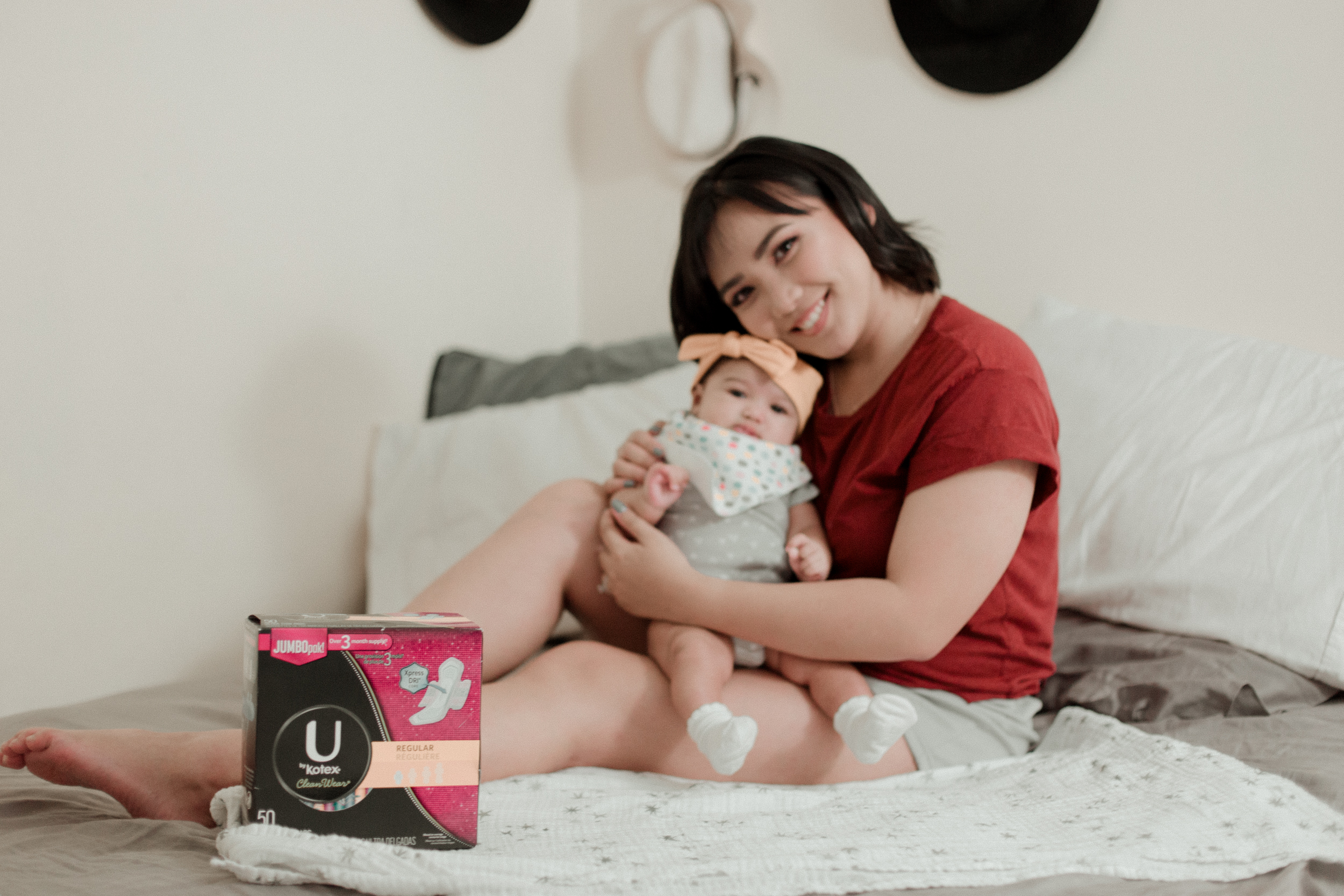 5 Million Period Products Donated by U by Kotex, Thanks to You!