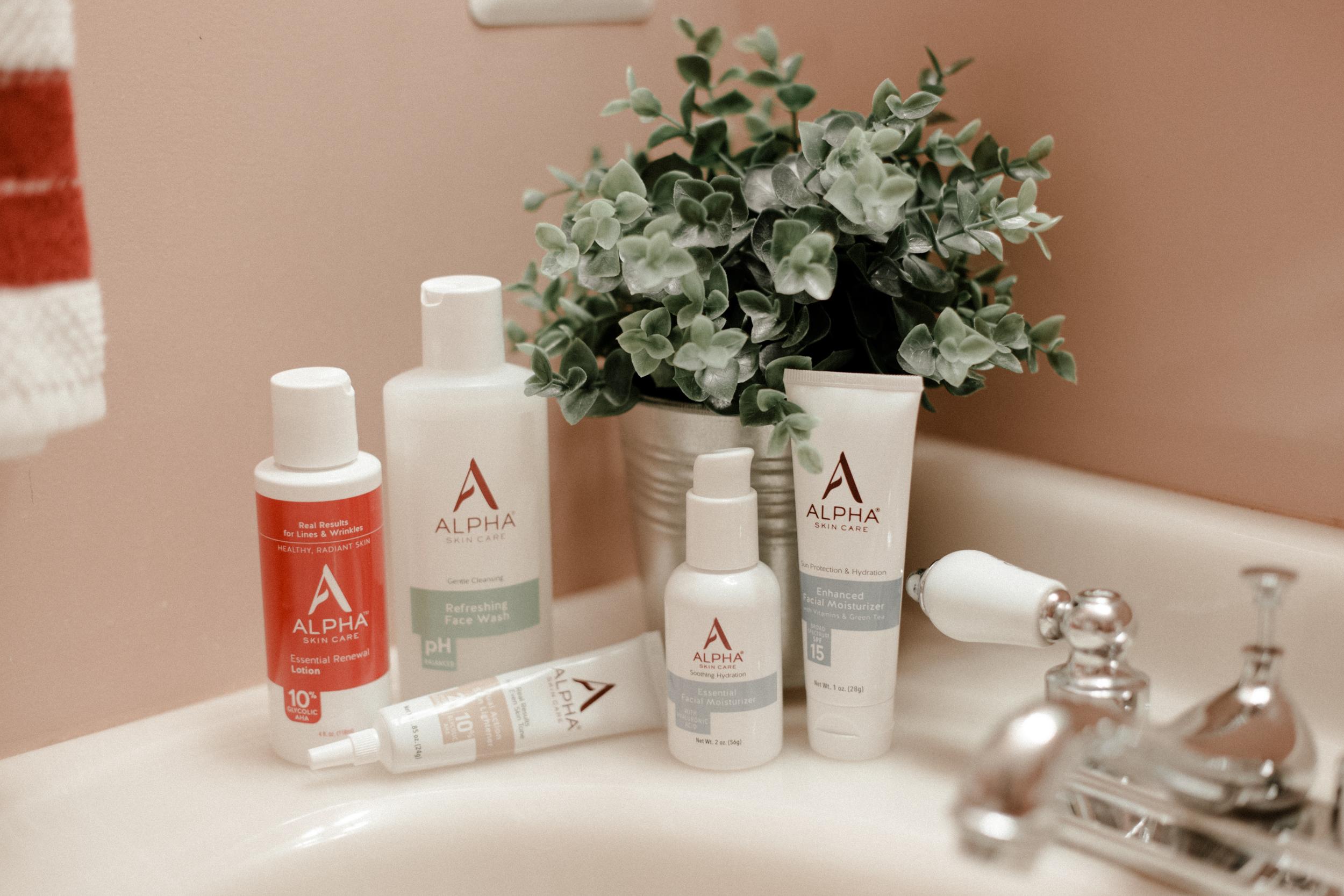 Alpha Skincare Review
