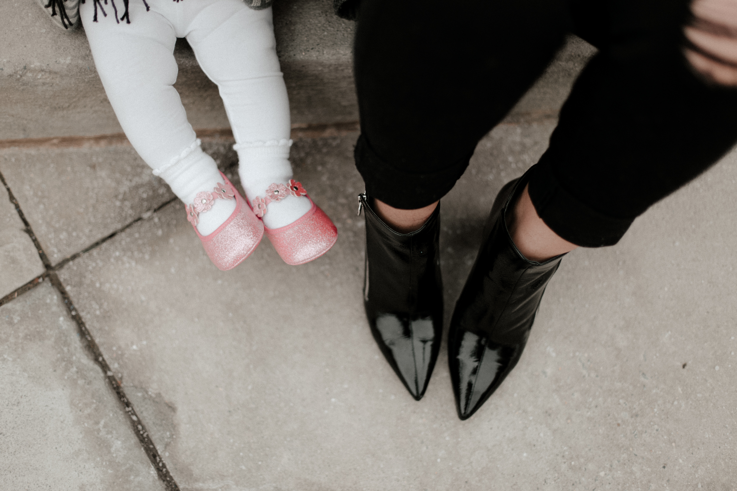 Chic and Stylish Shoes for Moms and Babies from Nine West