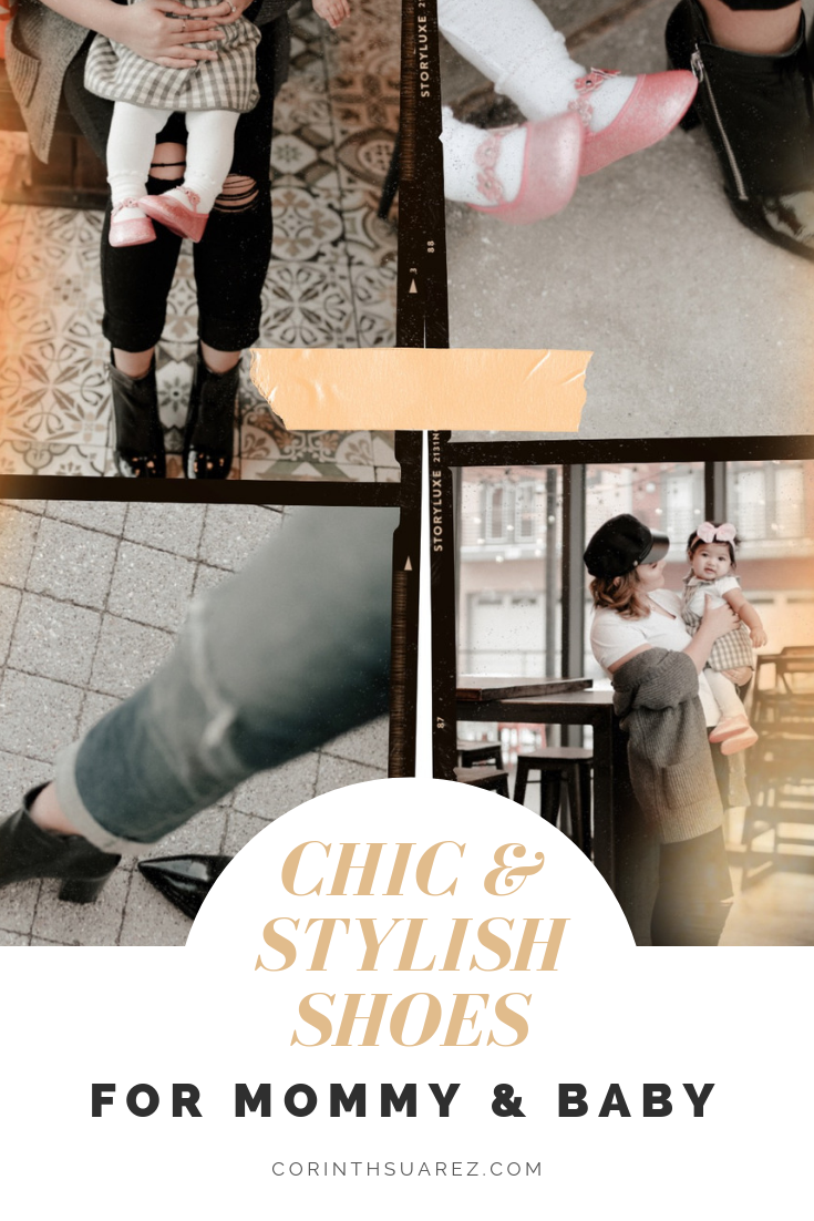 Chic and Stylish Shoes for Mommy and Baby from Nine West