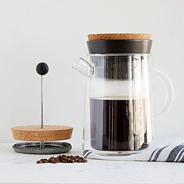 3-in-1 Manual Coffee Maker