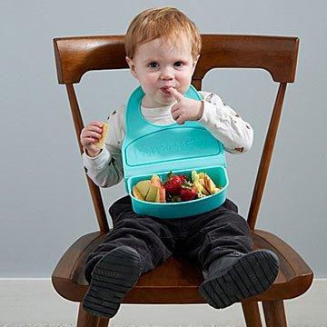 Snack and Go Tray Bib