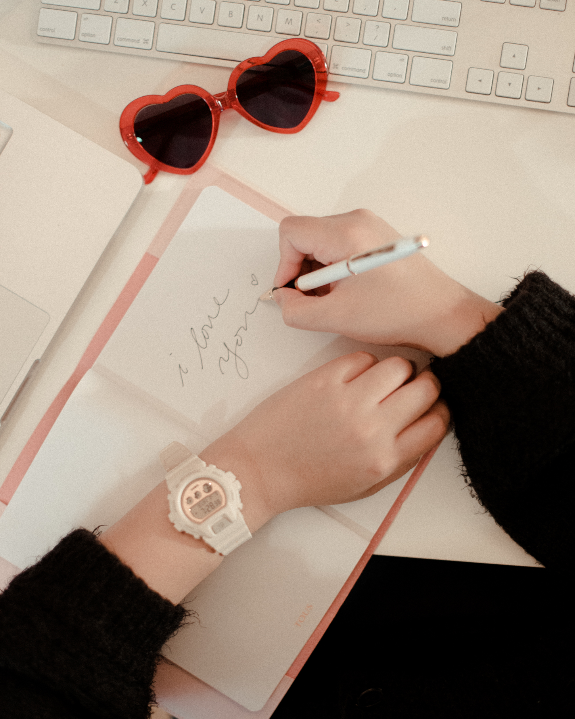 Gift Ideas for the Working Mom - Luxury Pen