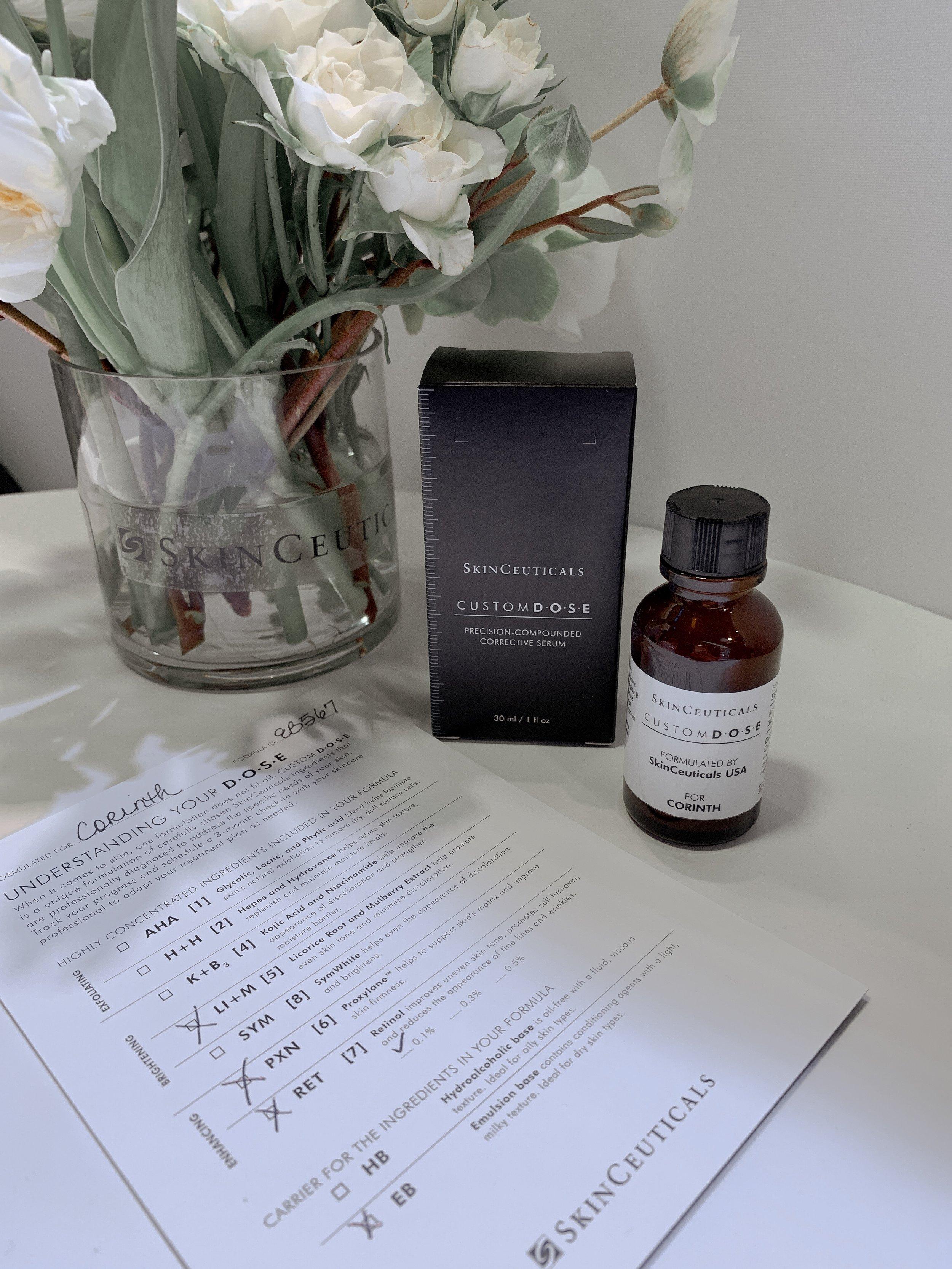 Skinceuticals Custom DOSE