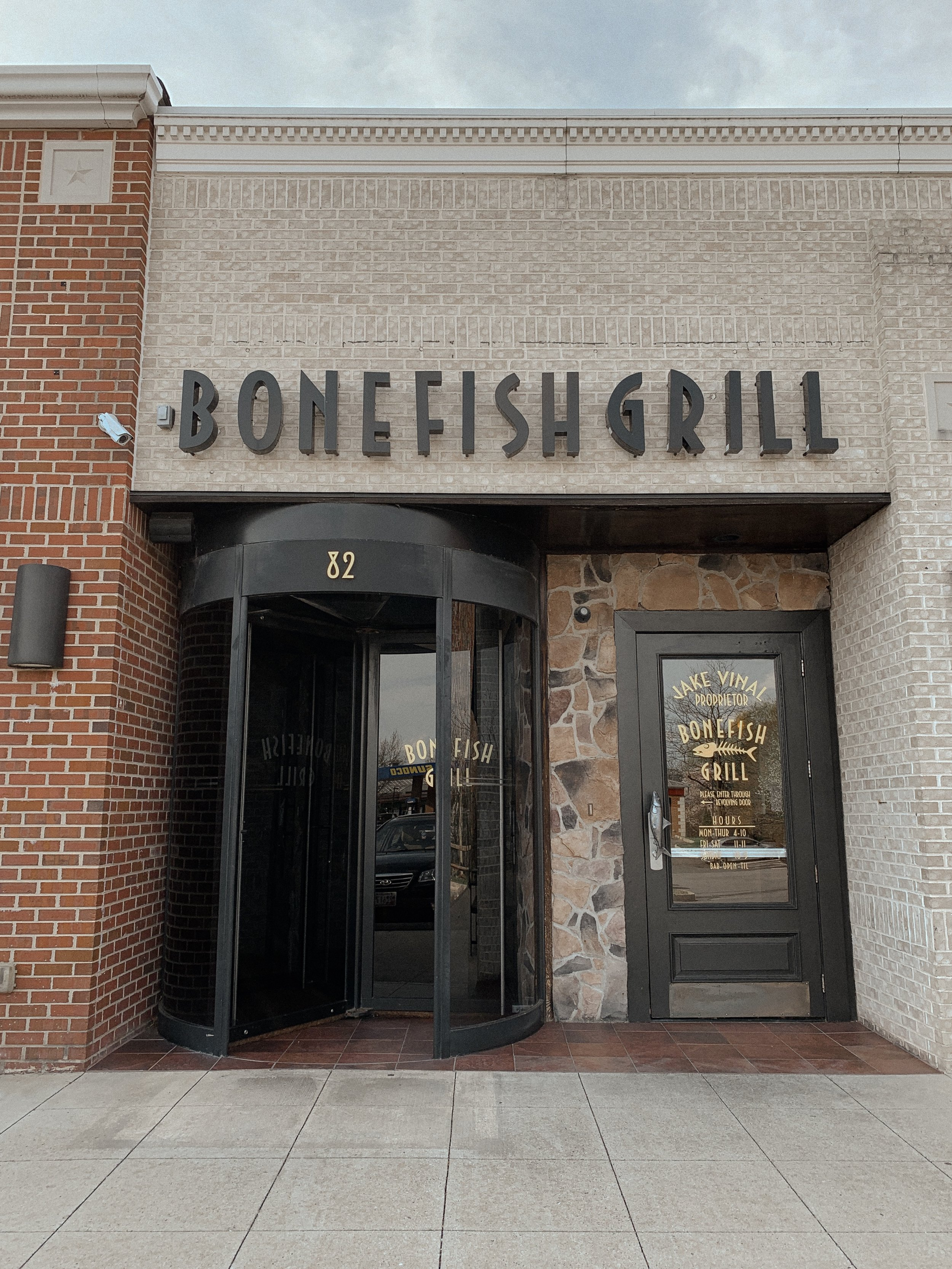Enjoy a 3-Course Meal for only $49 - Bonefish Grill Food Review and Giveaway