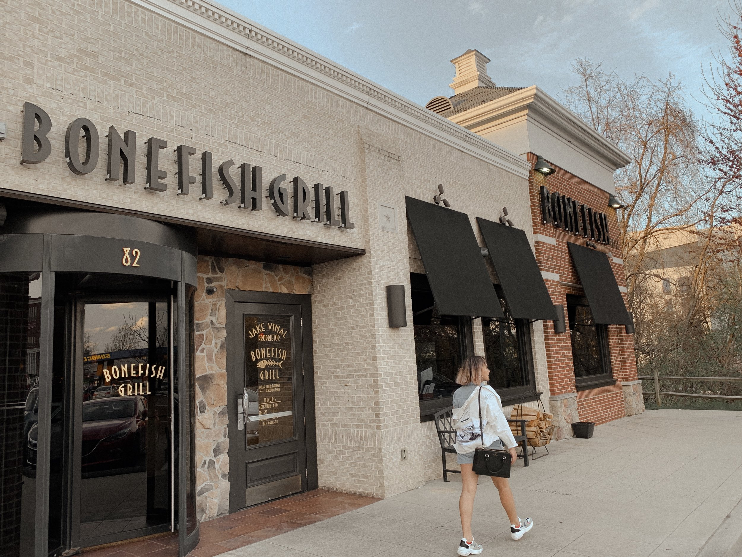 Enjoy a 3-Course Meal for Two for only $49 - Bonefish Grill Review and Giveaway