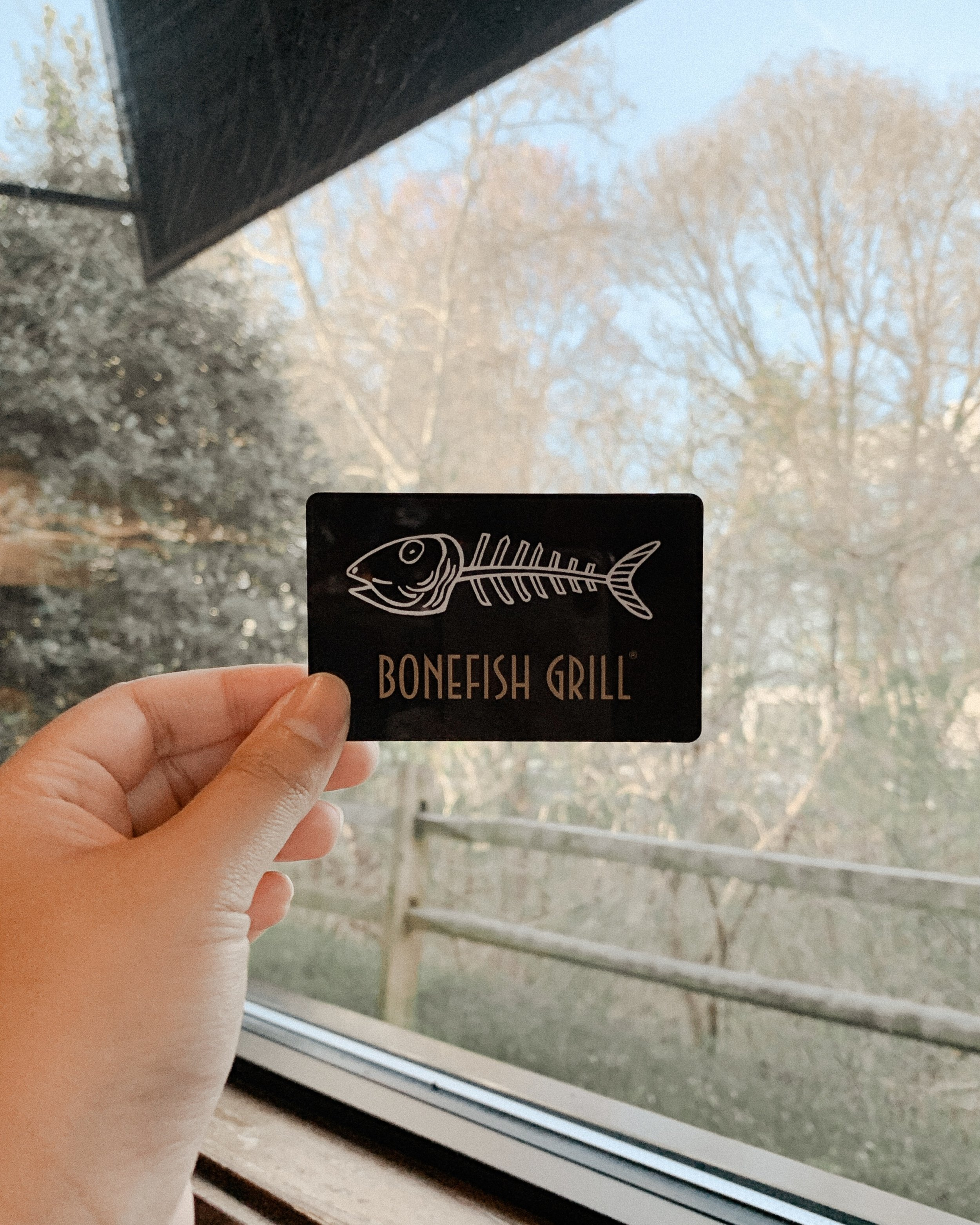 Bonefish Grill Food Review and Giveaway