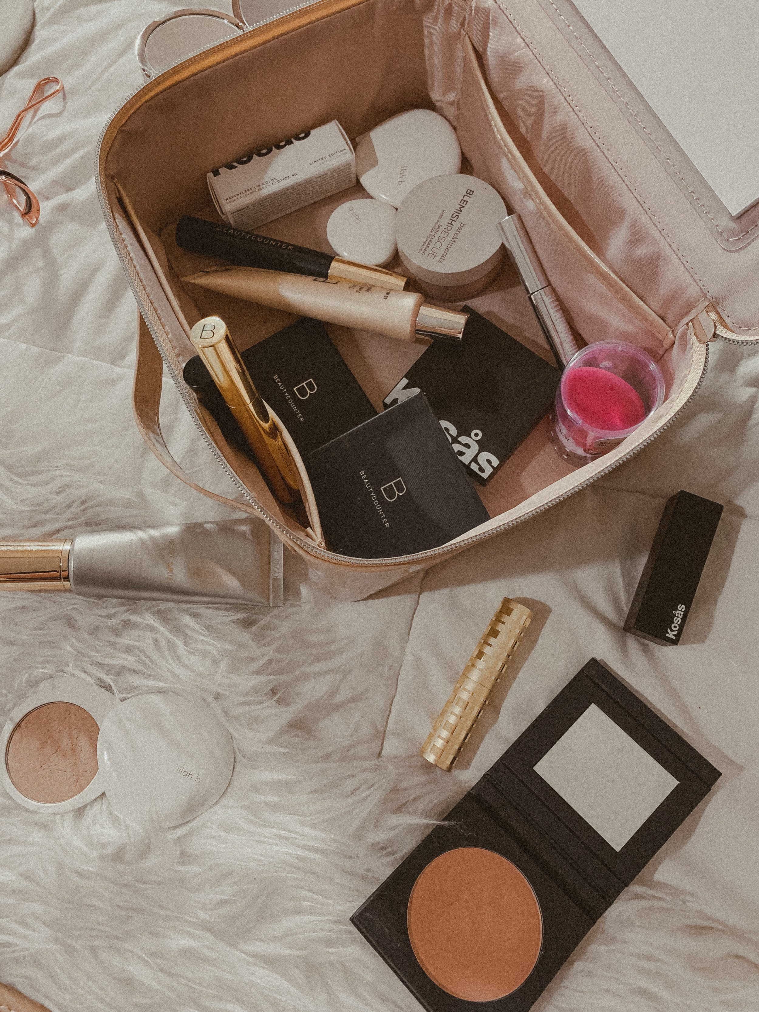 Clean Makeup Products I am Loving Now