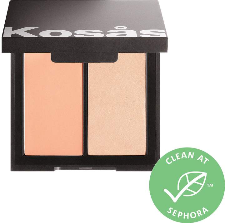 Kosas Color & Light Creme Blush and Highlighter Duo