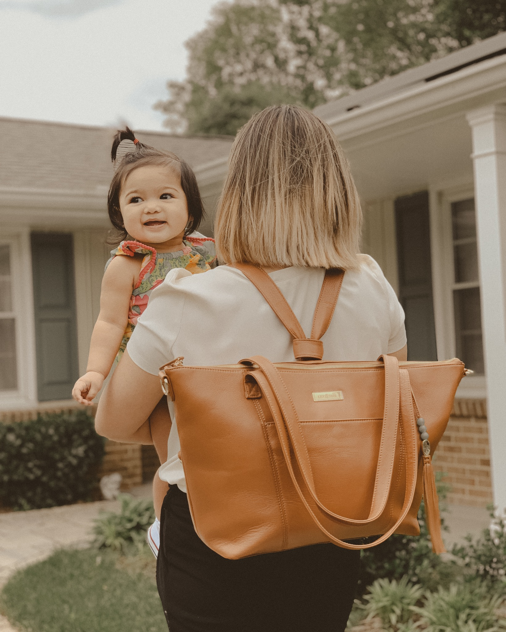 The Best Diaper Bag For Travel - Lily-Jade