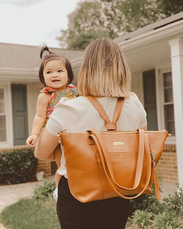 Who agrees that the true test of a great bag is whether you'll take it traveling with you? Yes? — Fresh #ontheblog, I shared 5 reasons why my @LilyJadeCo bag is the best #diaperbag for travels! The backpack option is one of my favorite reasons for sure because it frees my arms and hands so I can attend to Adeline easier especially when traveling! I have an almost toddler and she's definitely keeping me on my toes! Having a reliable bag has been a lifesaver! . Read the rest through the link in my bio! There may or may not be a discount code in there! ✨ #LilyJadeCo — 📸@jorge.suarez // #CorinthPresets - Coffee