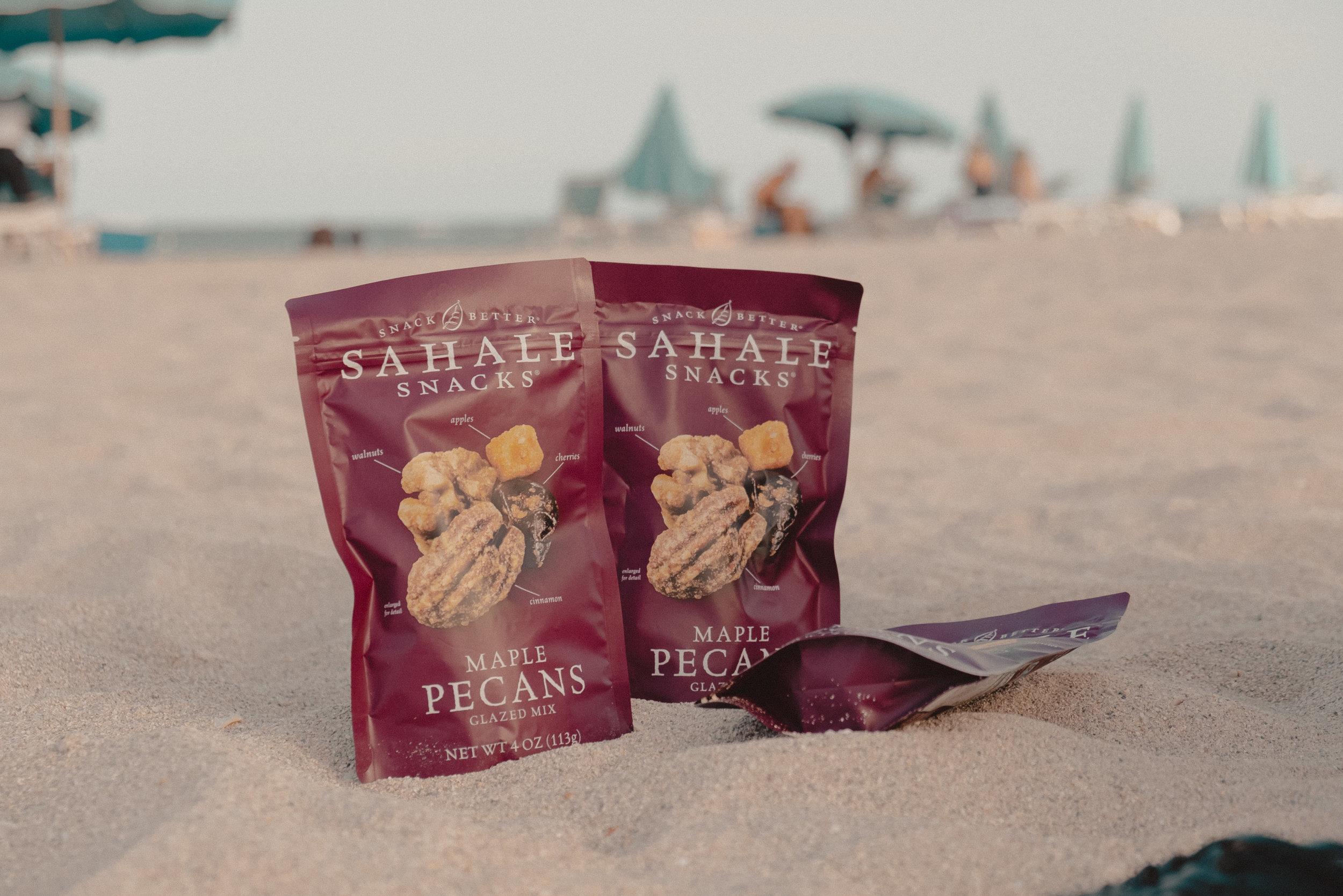 Sahale Snacks Review