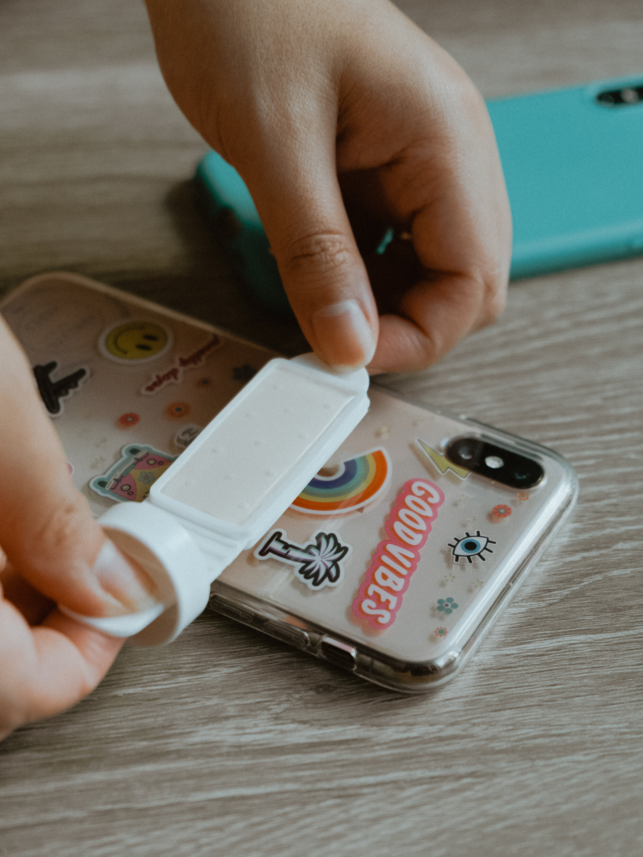 How To Protect Your Phone Against Bacteria