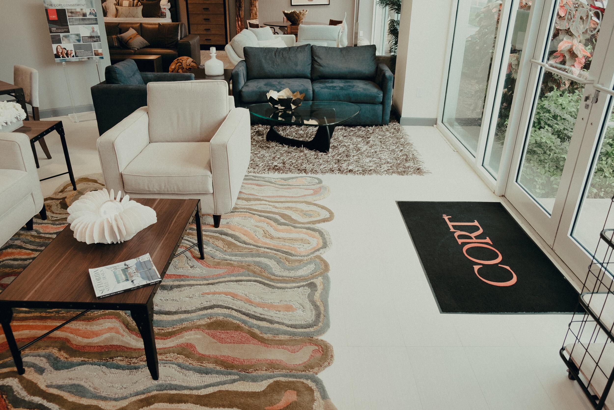 How CORT Furniture Rental Works