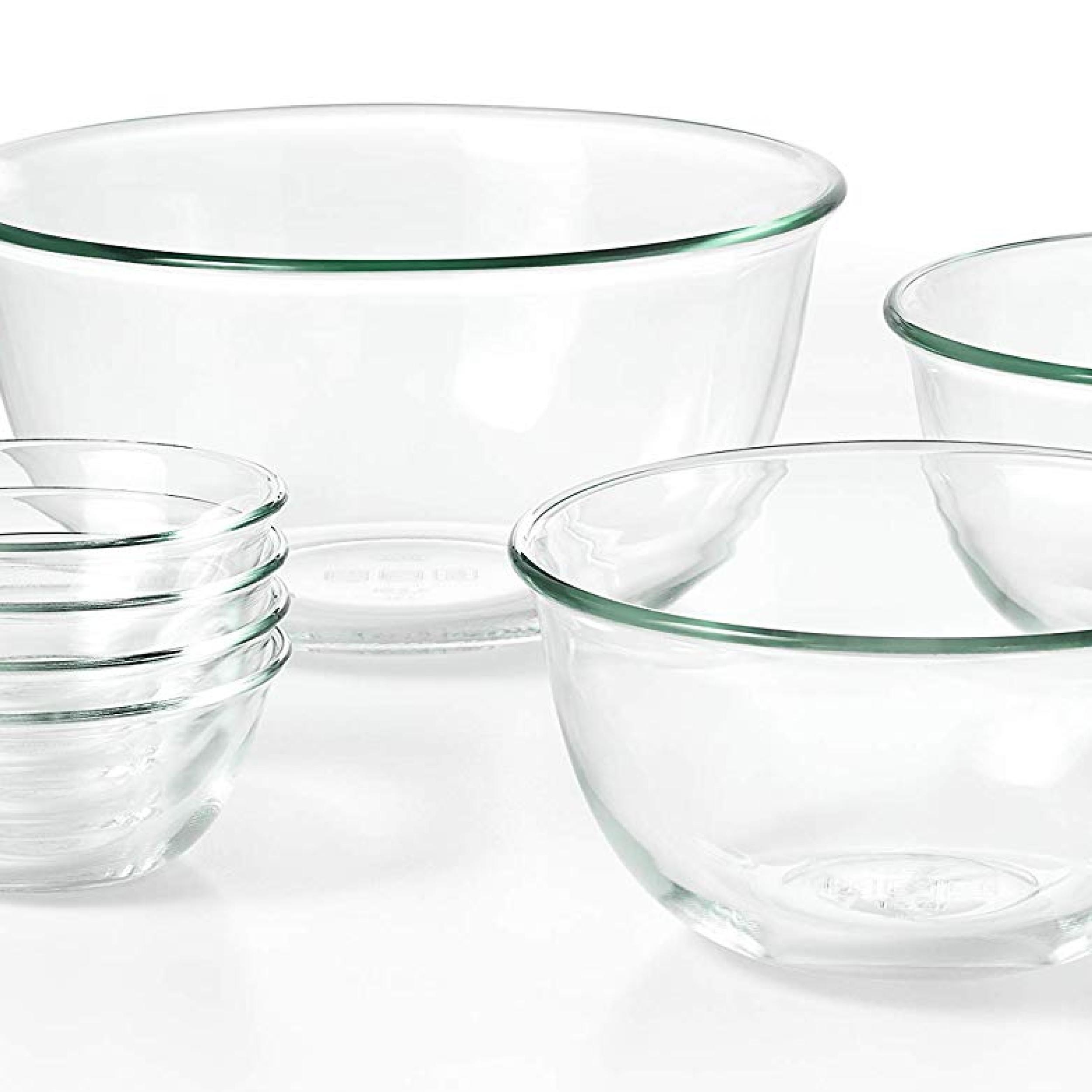 OXO Glass Mixing Bowls