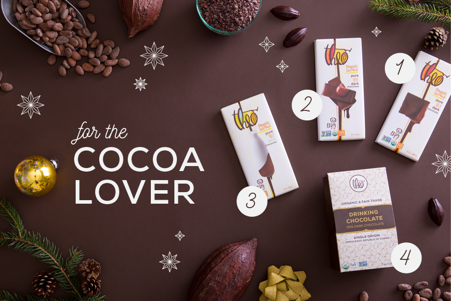 theo chocolate-holiday gift guide-extra chocolatey products-nelleclark