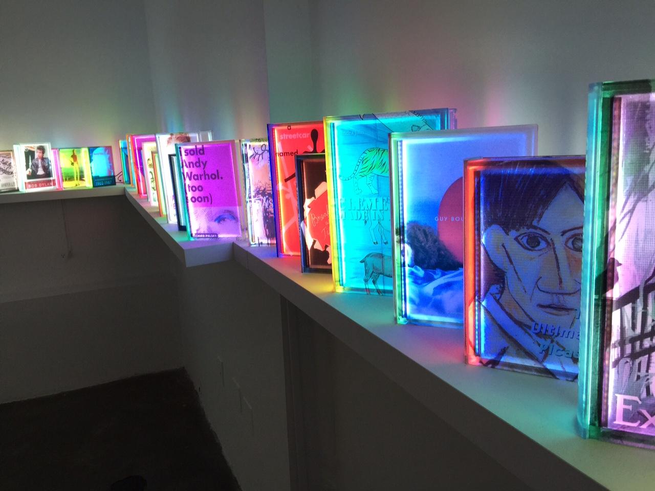 Airan Kang at Bryce Wolkowitz Gallery