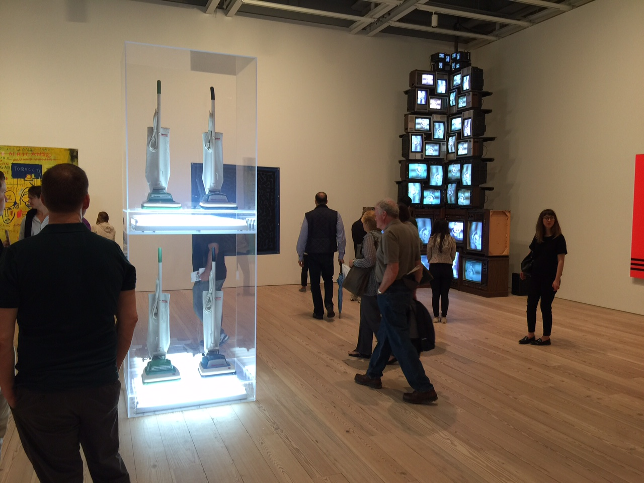 Jeff Koons at the Whitney Museum