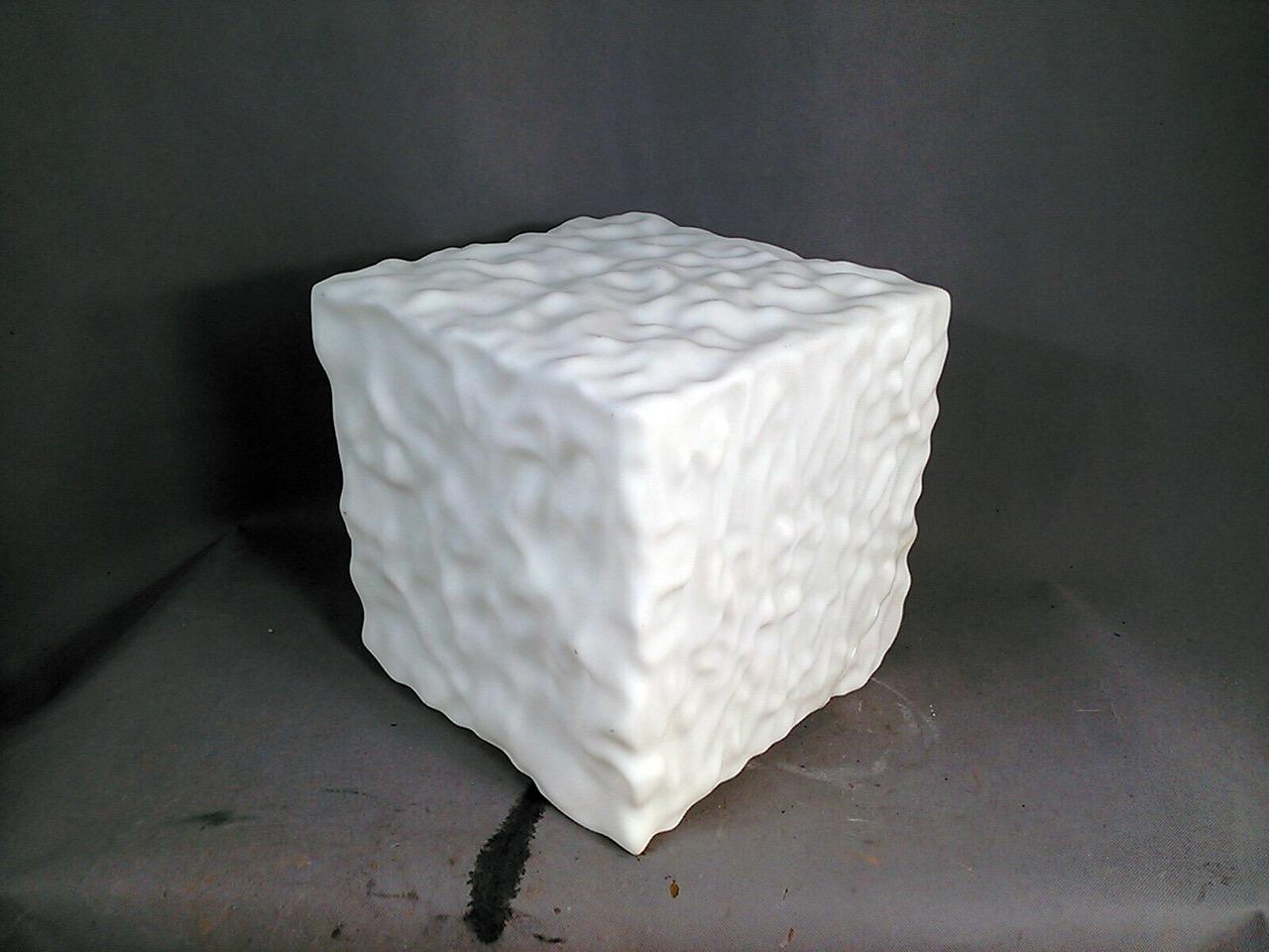 Bump Block SLA Rapid Prototype Resin Print