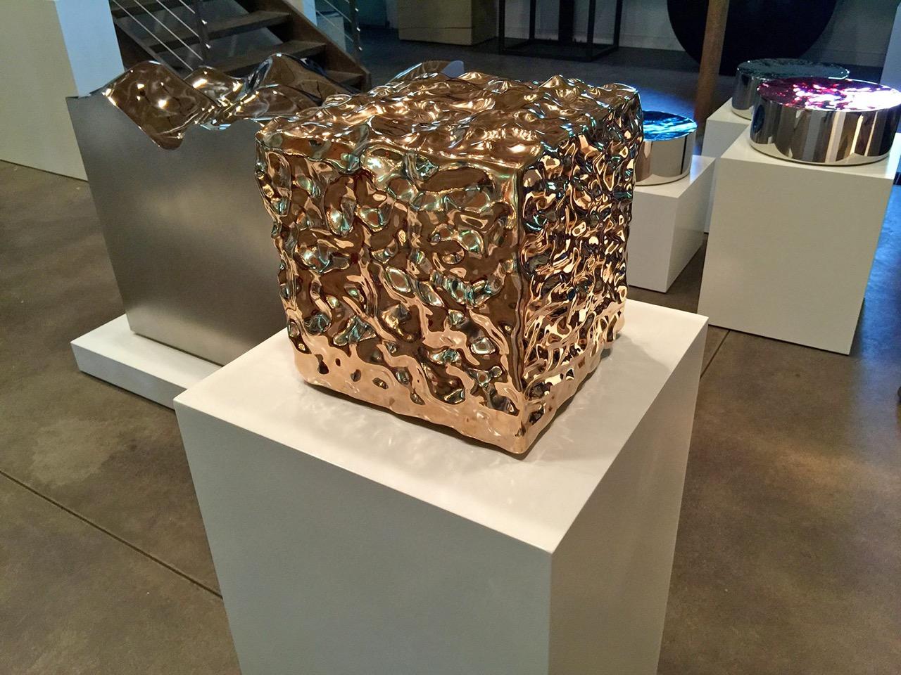 Bump Block in Studio Gallery