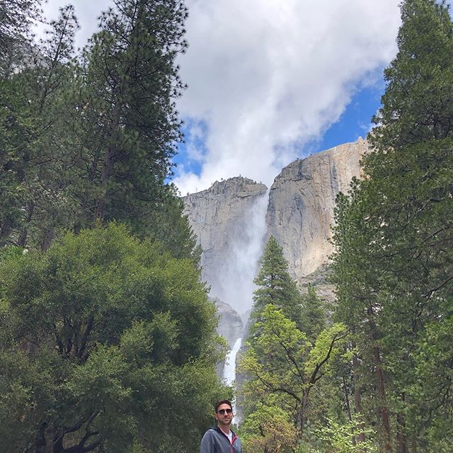 Wow #yosemitenationalpark