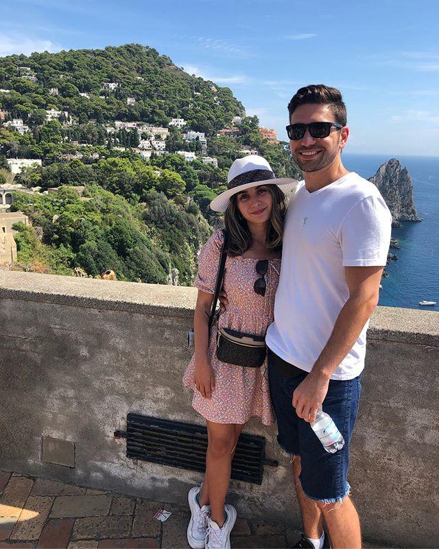 Incredible views. #italy #capri