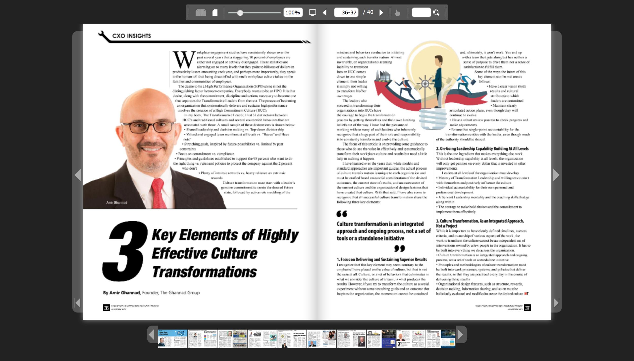 Manufacturing Technology Insights Magazine