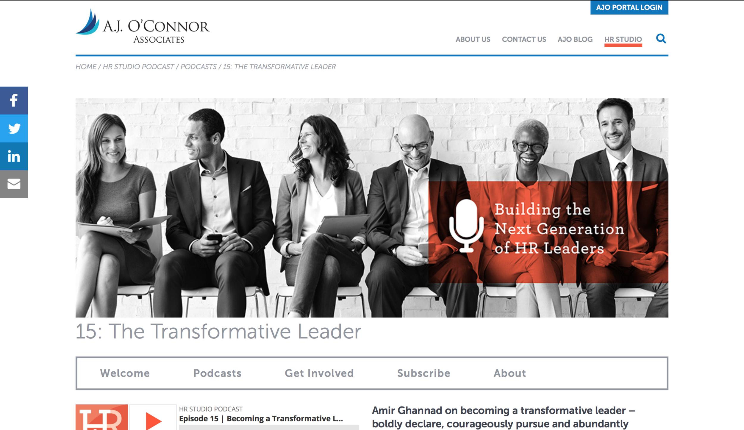 A.J. O'Connor Associates